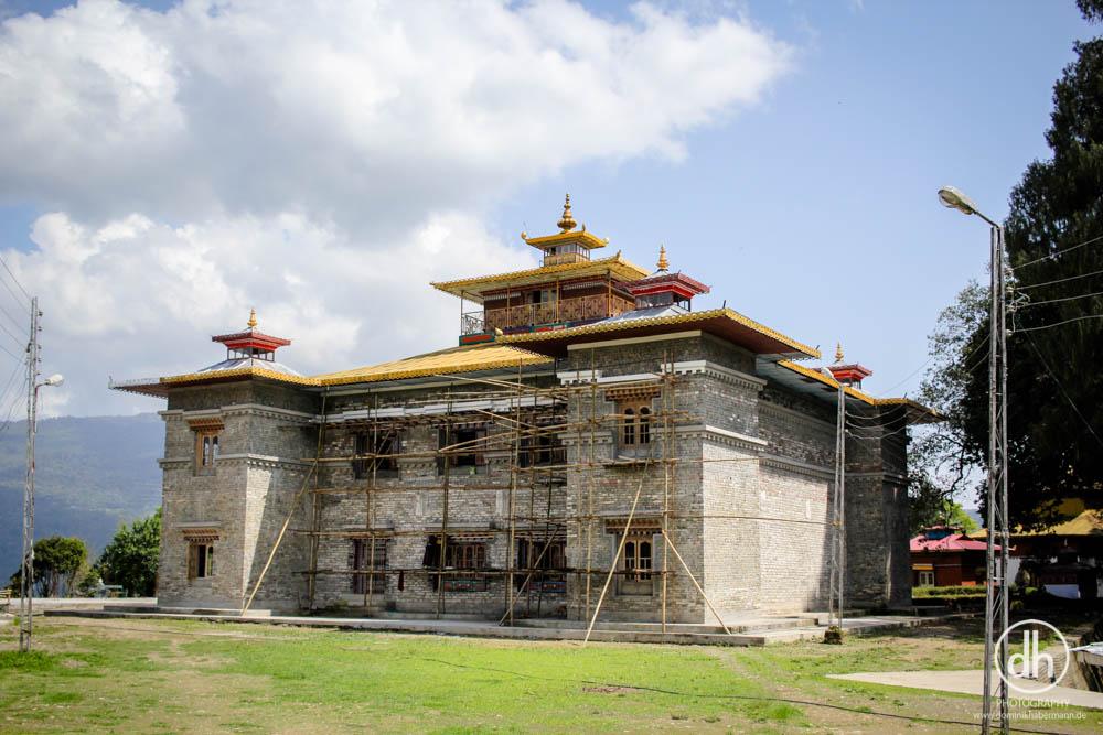 Tashiding Kloster