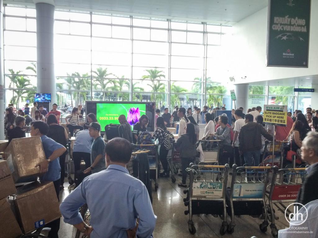 Ho Chi Minh City - Flughafen