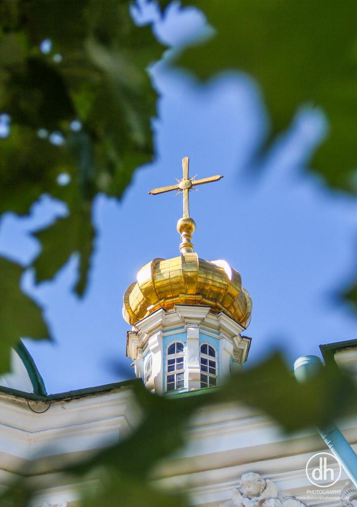 St. Petersburg - Nikolaus-Marine-Kathedrale