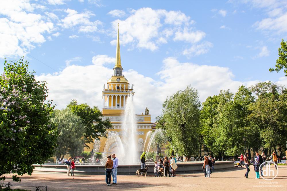 St. Petersburg - Admiralität