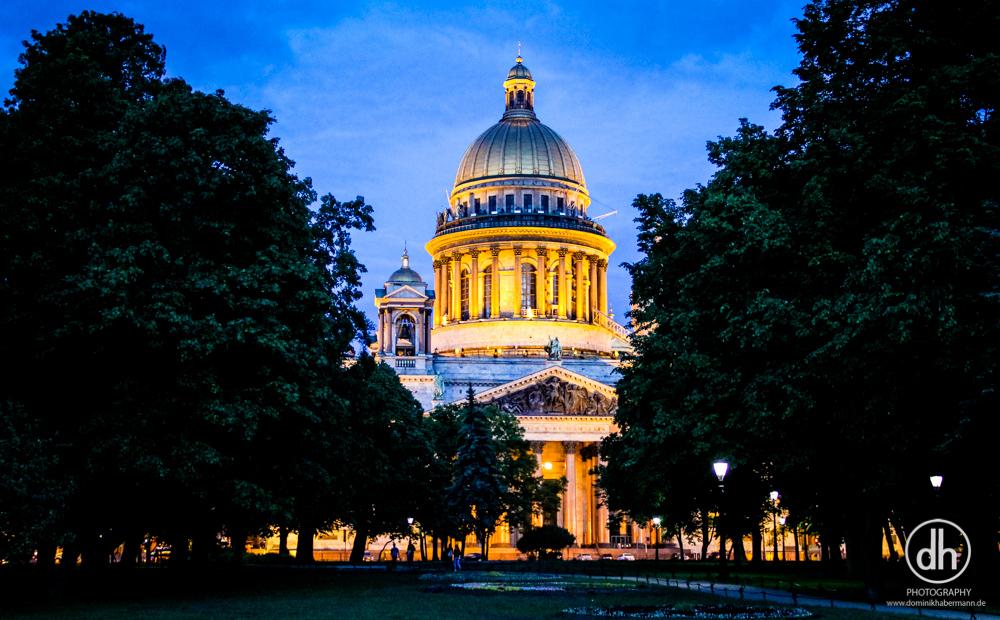 St. Petersburg - Isaakskathedrale