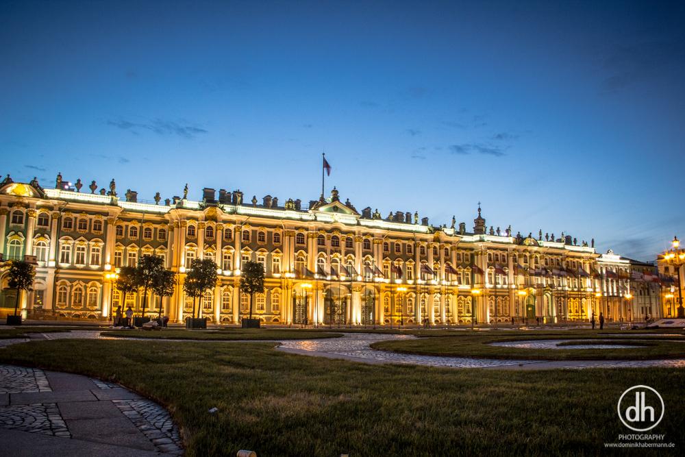 St. Petersburg - Eremitage