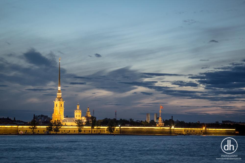 St. Petersburg - Peter und Paul Festung