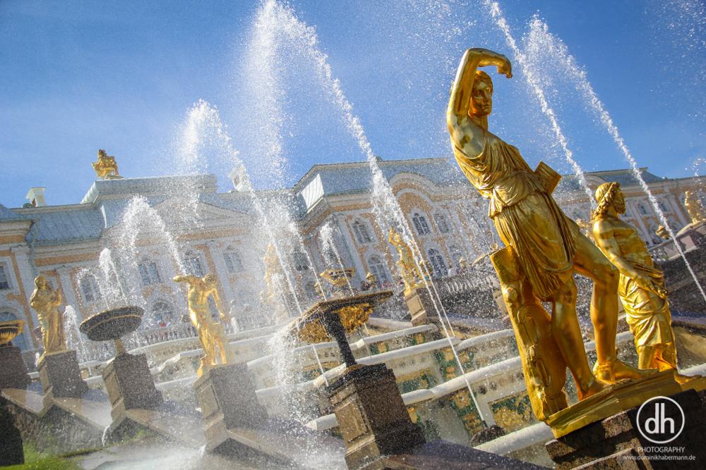 St. Petersburg - Peterhof