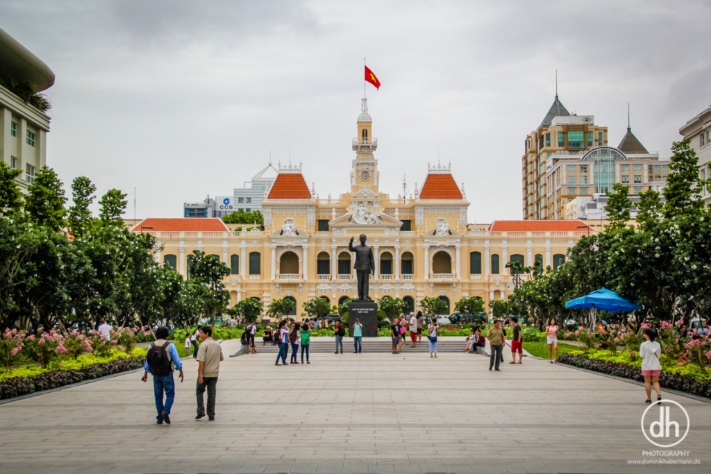 Ho Chin Minh City