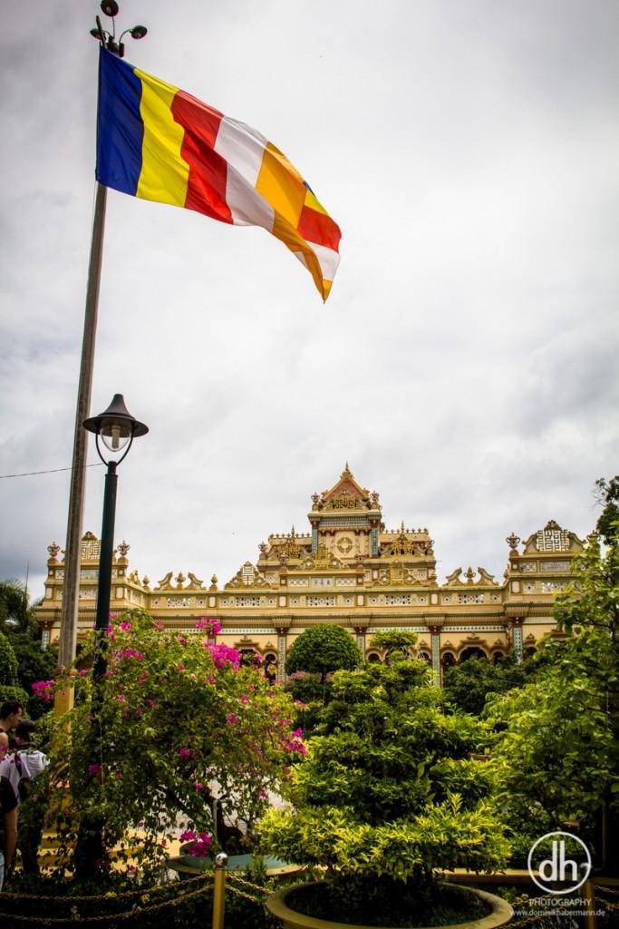 Mekong Delta - Tempel