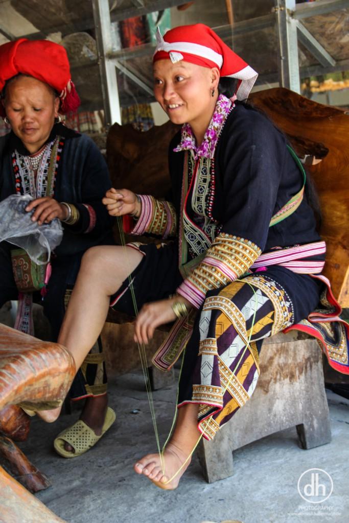 Sapa - Hmong Tribe