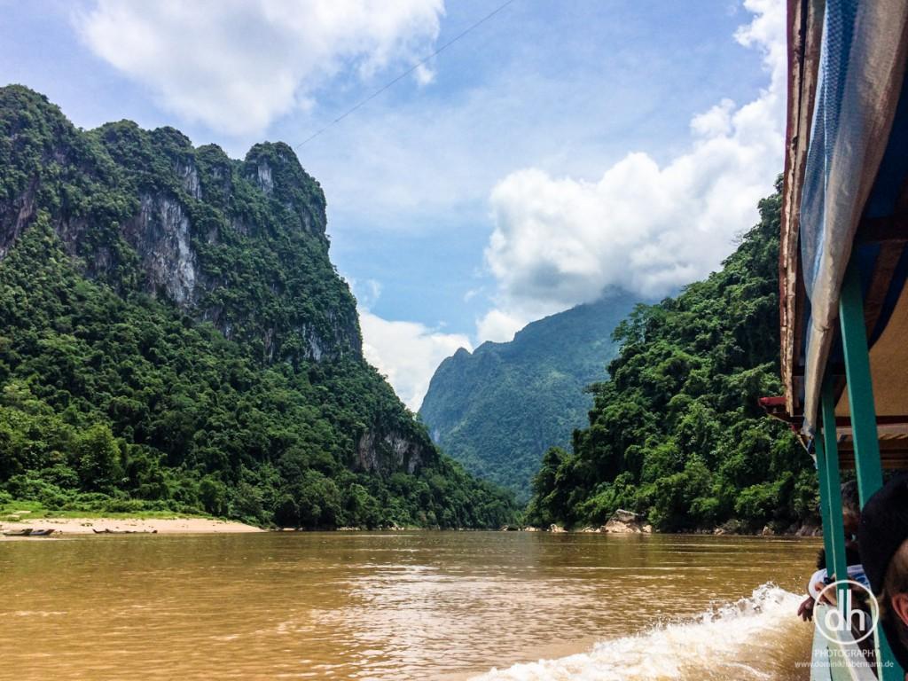 Muang Ngoy - Slowboat