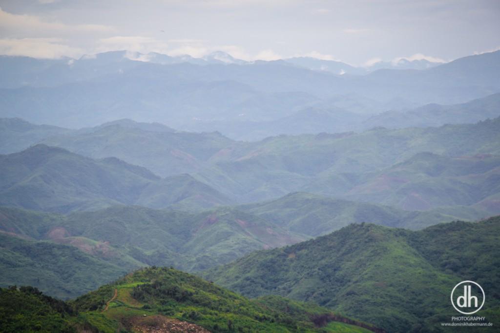 Nong Khiaw - Umgebung
