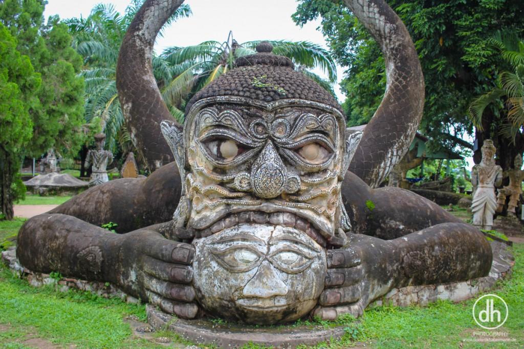 Vientiane - Buddhapark