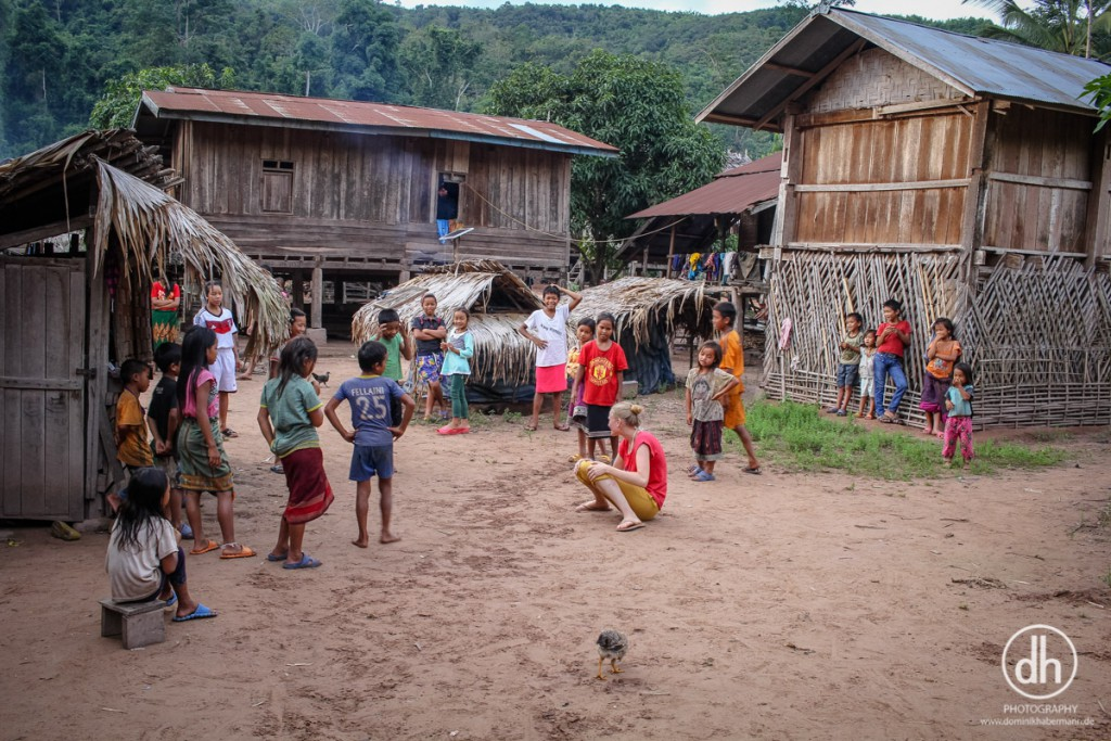 Luang Namtha - Dschungel Trekking Hmong Tribr