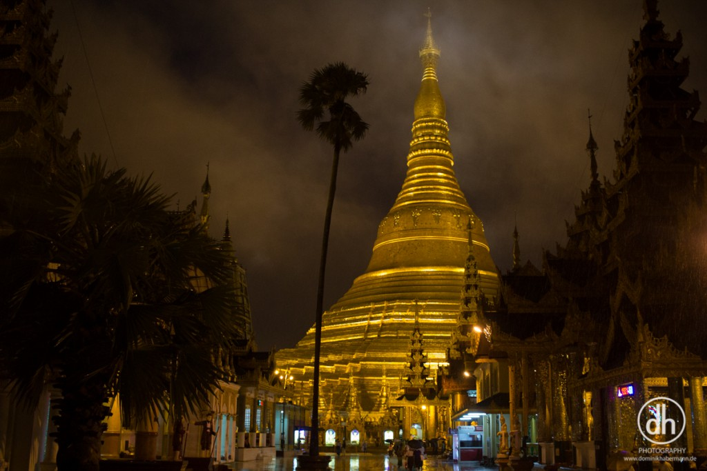 Yangon - Shwedagon Pagoda
