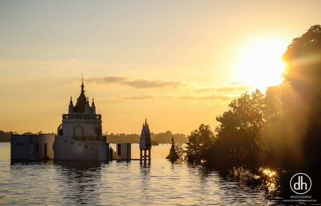 Mandalay - U-Bein-Brücke