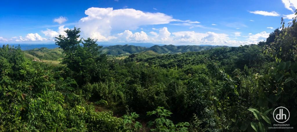Trekking Hsipaw