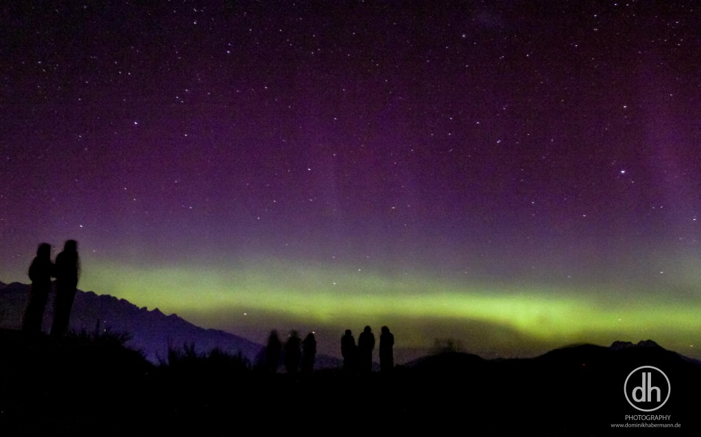 Queenstown - Southern Lights