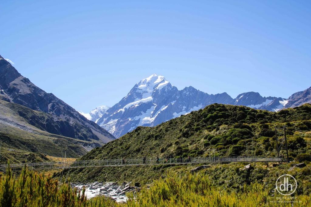 Aoraki / Mt. Cook NP