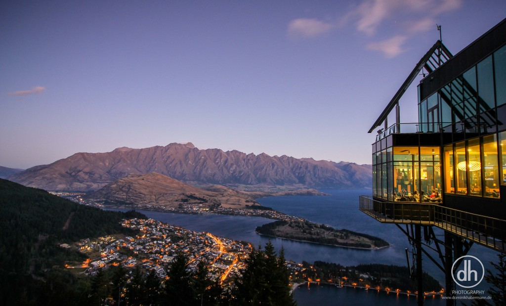 Queenstown - Skyline